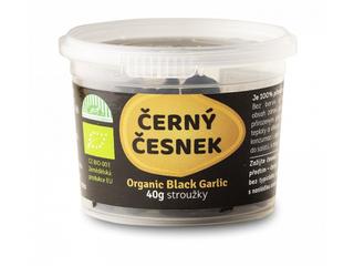Garlio Bio Černý česnek stroužky 40g