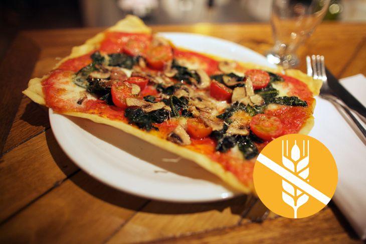 Recept Pizza Prosciutto
