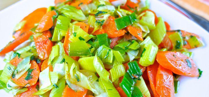 Recept Vitamínový zelný salát