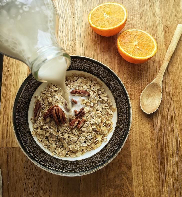 Recept Mandlové mléko