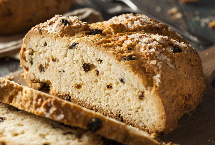Recept Sladký irský chléb