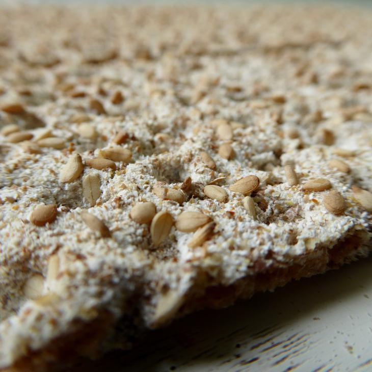 Recept Živý chléb bez lepku a pečení