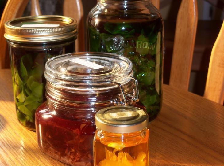 Recept Bylinkový olej mnoha chutí