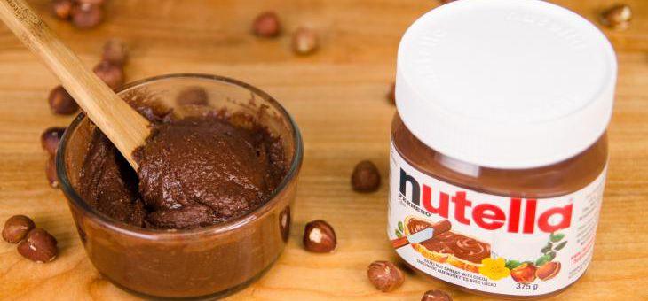 Recept Domácí nutella
