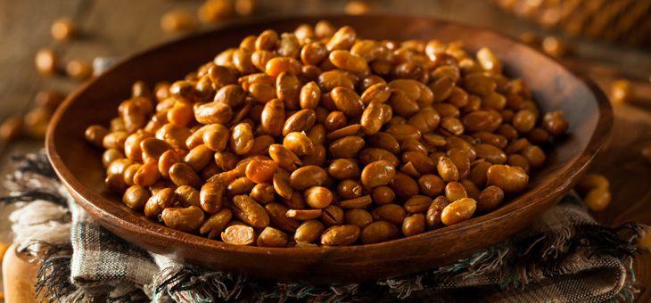 Recept Alaburky (sójové oříšky)