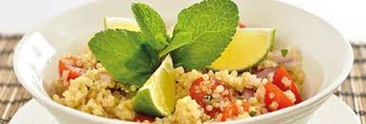 Recept Salát z quinnoy