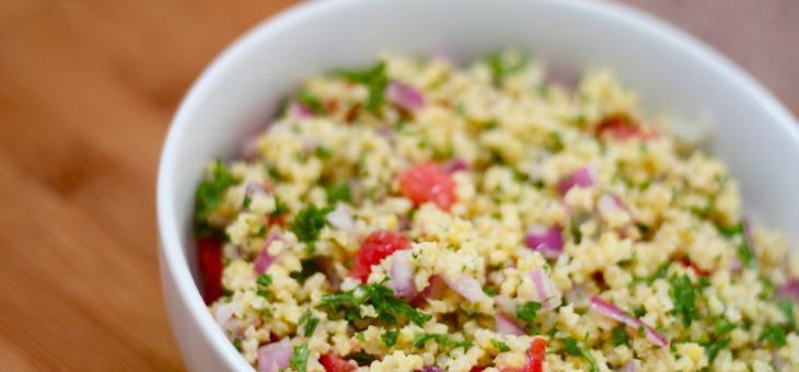 Recept Bulgurové rizoto se zeleninou