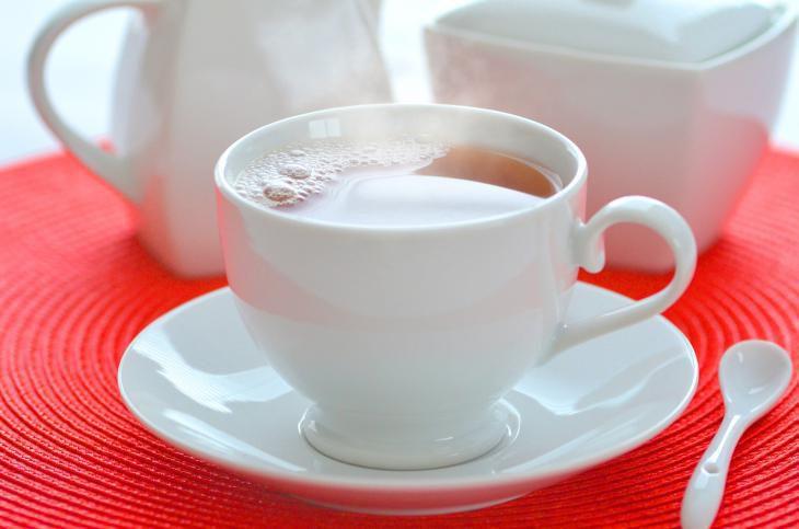 Recept Horký rakytníkový čaj