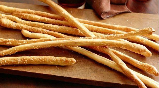 Recept Pavlíniny slané tyčky