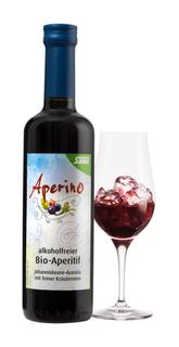 Salus Bio Aperitiv bez alkoholu Aperino Rosso 500ml