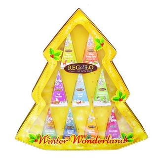Čajová kolekce Regalo Winter Wonderland 9x2g