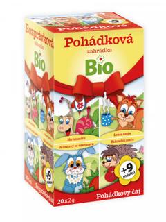 Apotheke Pohádkový čaj Pohádková zahrádka Bio 20x2g