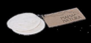 Mama Natura Pratelné odličovací tamponky - malé (2 ks)