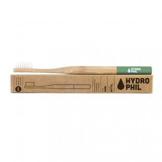 Hydrophil Bambusový kartáček (medium) - zelený