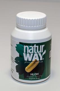 Natur Way Bylinné kapsle Hloh, 100 kapslí