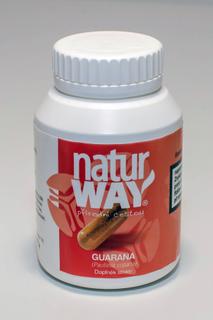 Natur Way Bylinné kapsle Guarana, 100 kapslí
