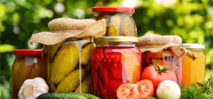 Článek Kvašená zelenina - PICKLES