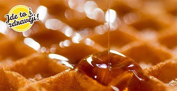 Článek Čím sladíte? Sirupem nebo cukrem? 1. díl