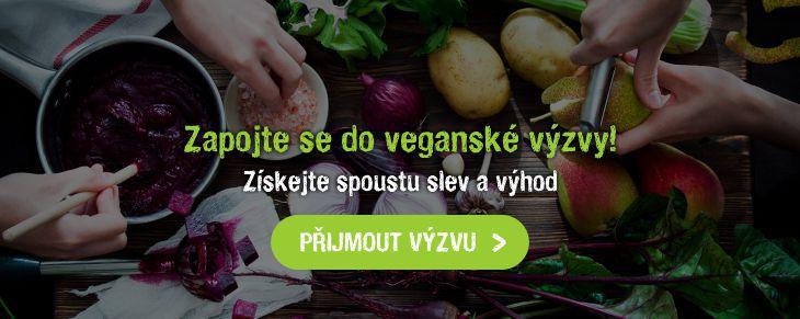 Článek Veganská výzva