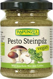 Bio Pesto hříbkové vegan RAPUNZEL 120g