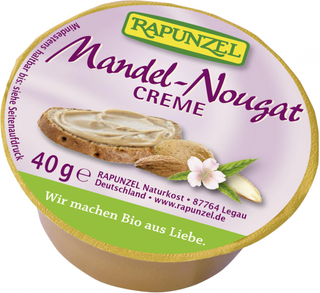 Rapunzel Bio Pomazánka mandlovo-nugátová 40g