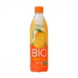 Hollinger Limonáda pomeranč 500 ml Bio
