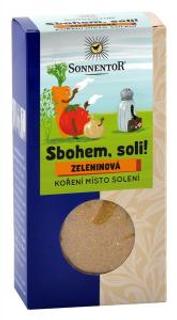 Sonnentor Sbohem, soli! Zeleninová 60g Bio