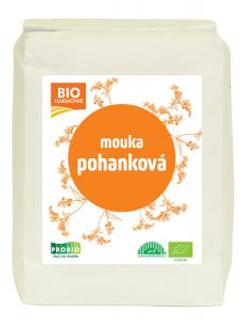 Bioharmonie Pohanková mouka hladká 1kg Bio
