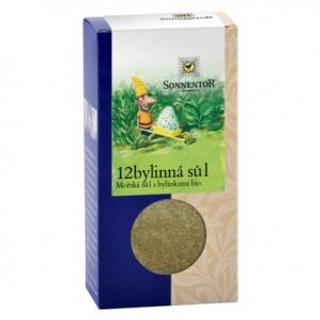 Sonnentor 12bylinná sůl 120 g Bio