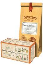 Grešík Devatero bylin Dobré trávení čaj n.s. 20x1,5g