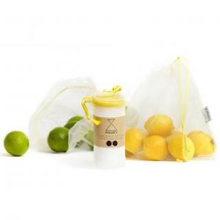 Frusack Knit Duo žluté