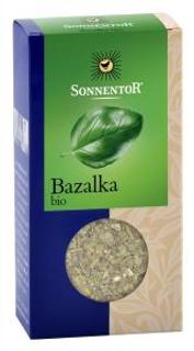 Sonnentor Koření bazalka 15g Bio