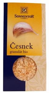 Sonnentor Koření česnek sušený granulovaný 40g Bio