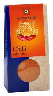 Sonnentor Koření chilli mleté 40g Bio