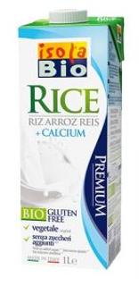Isola BIO Rýžový nápoj s vápníkem 1l