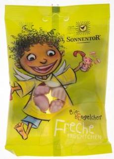 Sonnentor Raráškovo gumové ovoce s jogurtem 100g Bio