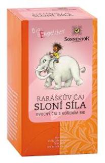 Sonnentor Čaj Raráškův Sloní síla 20x2g Bio