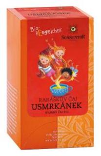 Sonnentor Čaj Raráškův Usmrkánek 20x1g Bio