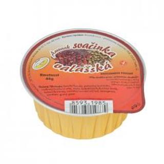 Amunak Svačinka valašská 48 g (luštěninoobilná pomazánka)