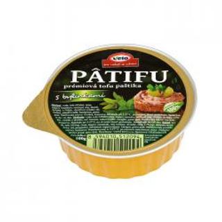 Patifu tofu paštika s bylinkami 100g BLP