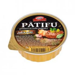 Patifu tofu paštika delikates 100g BLP