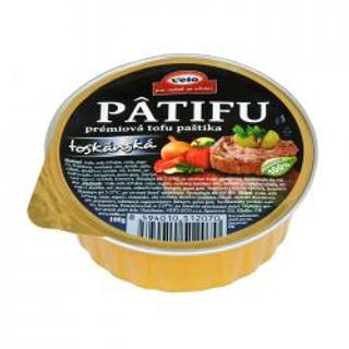 Patifu tofu paštika toskánská 100g BLP