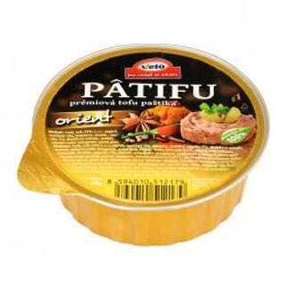 Patifu tofu paštika orient 100g BLP