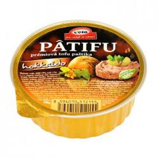 Patifu tofu paštika hokkaido 100g BLP