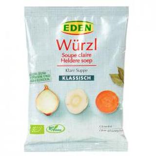WURZL bujon zeleninový sáček classic bio 250g