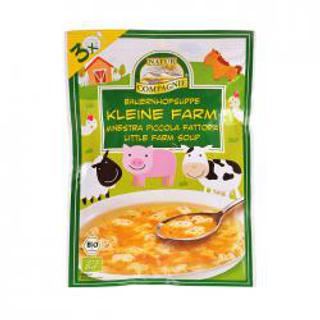 Polévka malá farma 63g BIO NATUR COMPAGNIE