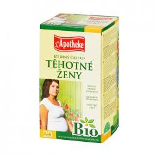APOTHEKE  Bio bylinný čaj pro těhotné ženy  n.s. 20 x 1,5 g