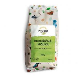 PROBIO Kukuřičná mouka hladká 450g Bio