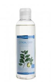 Nobilis Tilia Pleťová voda citron + grep 200ml