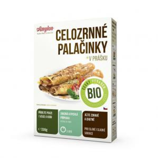Amylon Bio Celozrnné palačinky sypká směs 250g